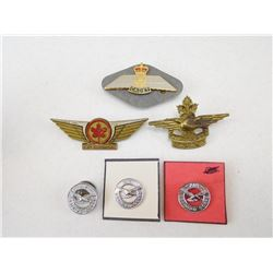 AIR CADETS & TRAINING CORPS BADGE/PINS