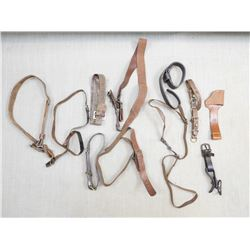 ASSORTED LEATHERS