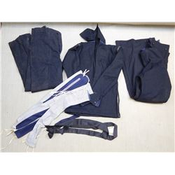 ASSORTED SAILORS UNIFORMS