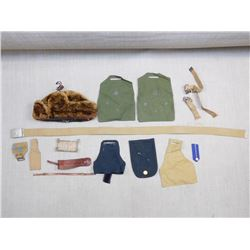 ASSORTED UNIFORM PIECES