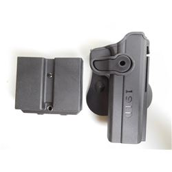 1911 COLT HOLSTER AND MAG HOLDER