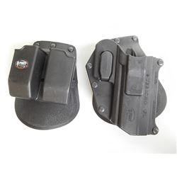 FOBUS HOLSTER AND MAGAZINE HOLDER