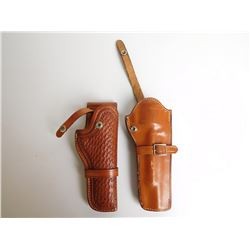 TAN  LEATHER HOLSTERS