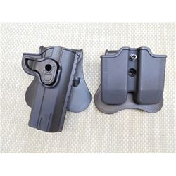 HOLSTER AND MAG HOLDER FOR COLT 1911