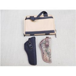 CANVAS HOLSTERS & SOFT CASE