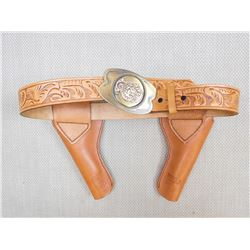 SAA COLT BELT & HOLSTERS