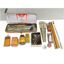 ASSORTED CLEANING TOOLS
