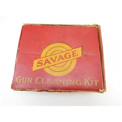 ORIGINAL SAVAGE GUN CLEANING KIT