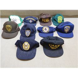 ASSORTED INTERNATIONAL HATS