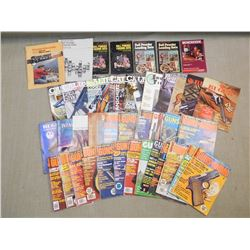 ASSORTED MAGAZINES & INFORMATION BOOKLETS