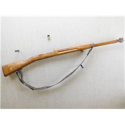 SWEDISH MAUSER RIFLE STOCK