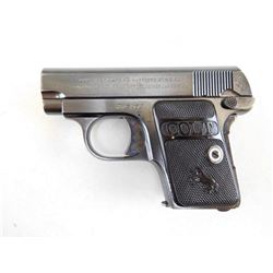 COLT , MODEL: COLT 1908 VEST POCKET HAMMERLESS  , CALIBER: 25ACP