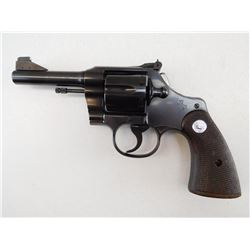 COLT , MODEL: OFFICIAL POLICE , CALIBER: 38 SPECIAL