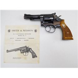 SMITH & WESSON , MODEL: NO. 18 PREVIOUSLY KNOWN AS THE K-22 COMBAT MASTERPIECE , CALIBER: 22LR