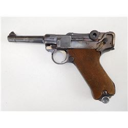 LUGER , MODEL: P-08 , CALIBER: 9MM