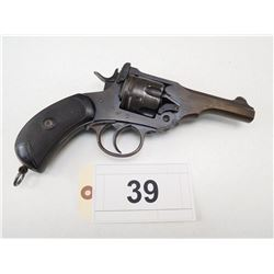 WEBLEY , MODEL: MK V , CALIBER: 455 REV