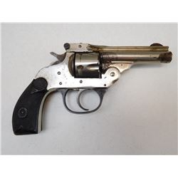IVOR JOHNSON, MODEL SECRET SERVICE SPECIAL, CALIBER 32 S & W