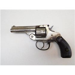 HARRINGTON & RICHARDSON  , MODEL: TOP BREAK AUTO EJECTING  , CALIBER: 22 LR