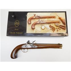 PEDERSOLI , MODEL: KENTUCKY PISTOL REPRODUCTION  , CALIBER: 44 CAL