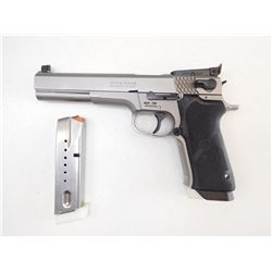 SMITH & WESSON , MODEL: PPC9 MODEL 5906 PERFORMANCE CENTER , CALIBER: 9MM