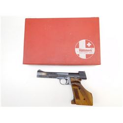 HAMMERLI , MODEL: INTERNATIONAL 208 , CALIBER: 22 LR
