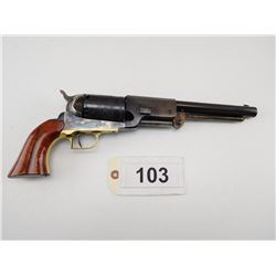 PIETTA , MODEL: COLT 1847 WALKER REPRODUCTION , CALIBER: 44 PERC