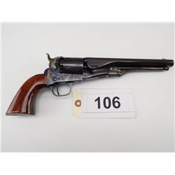 WESTERNER'S ARMS  , MODEL: COLT 1861 NAVY REPRODUCTION  , CALIBER: 36 PERC