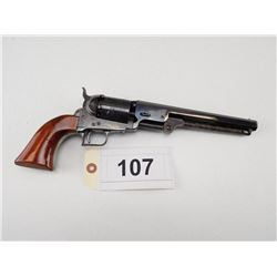 COLT , MODEL: 1861 NAVY 2ND GENERATION REVOLVER , CALIBER: 36 PERC