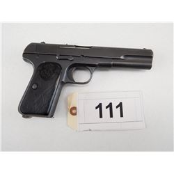 FN BROWNING , MODEL: 1903 M07 , CALIBER: 9MM BROWNING LONG