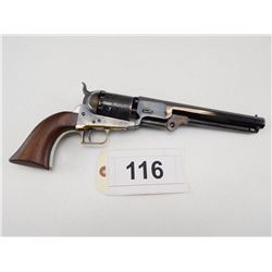 COLT , MODEL: 1851 NAVY 2ND GENERATION , CALIBER: 36 PERC