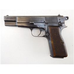 FN BROWNING  , MODEL: 1935 HIGH POWER , CALIBER: 9MM