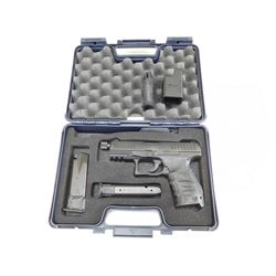 WALTHER , MODEL: PPQ  , CALIBER: 9MM