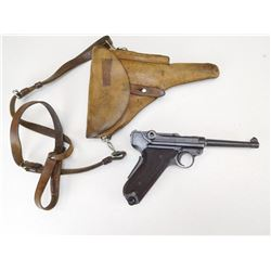 LUGER  , MODEL: 1929 SWISS , CALIBER: 7.65 LUGER