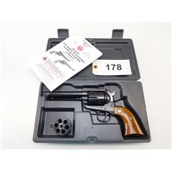 RUGER , MODEL: NEW MODEL BLACKHAWK , CALIBER: 357MAG/9MM LUGER