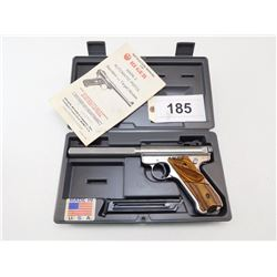 RUGER , MODEL: MARK II TARGET , CALIBER: 22LR