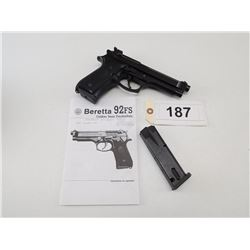 BERETTA , MODEL: 92FS , CALIBER: 9MM LUGER