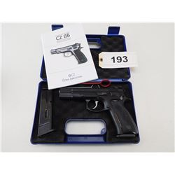 CZ , MODEL: CZ 85 COMBAT , CALIBER: 9MM LUGER