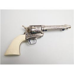 COLT , MODEL: SINGLE ACTION ARMY 2ND GENERATION  , CALIBER: 38 SPECIAL