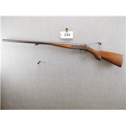 IVER JOHNSON , MODEL: SINGLE SHOT , CALIBER: 12GA X 2 3/4""
