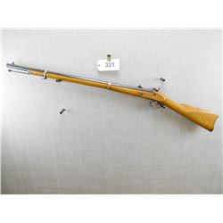 ANTONIO ZOLI , MODEL: REMINGTON 1873 ZOUAVE RIFLE - MUSKET REPRODUCTION  , CALIBER: 58 PERC