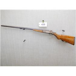 MASS ARMS , MODEL: SINGLE SHOT , CALIBER: 16GA X 2 3/4""
