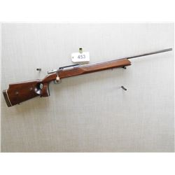 SWEDISH MAUSER , MODEL: M96 TARGET , CALIBER: 6.5 X 55 SWEDISH MAUSER