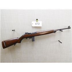 ERMA , MODEL: E M1 CARBINE CONFIGURATION  MILITARY TRAINER , CALIBER: 22LR