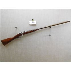 LEIGE , MODEL: SINGLE BARREL  , CALIBER: 12GA X 2 3/4""
