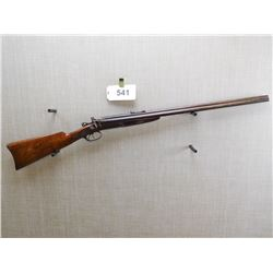 LANG , MODEL: DRILLING RIFLE , CALIBER: 40 CAL