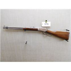 WINCHESTER , MODEL: 1892 WITH A 94 BARREL  , CALIBER: 44-40