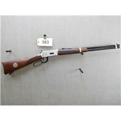 WINCHESTER , MODEL: ALBERTA DIAMOND JUBILEE COMEMMORATIVE  , CALIBER: 35-55 WIN
