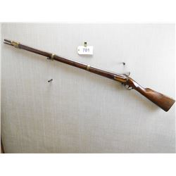 PRUSSIAN MUSKET  , MODEL: POTTSDAM  MODEL 1809 , CALIBER: 72 PERCUSSION