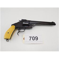 HENRI PIEPER , MODEL: S&W NO 3 SINGLE ACTION RUSSIAN MODEL COPY , CALIBER: 44 RUSSIAN