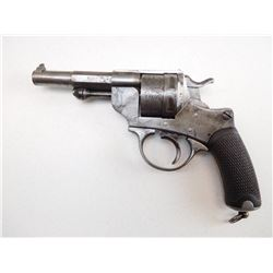 FRENCH SERVICE  , MODEL: 1873 , CALIBER: 11MM FRENCH ORDNANCE REVOLVER